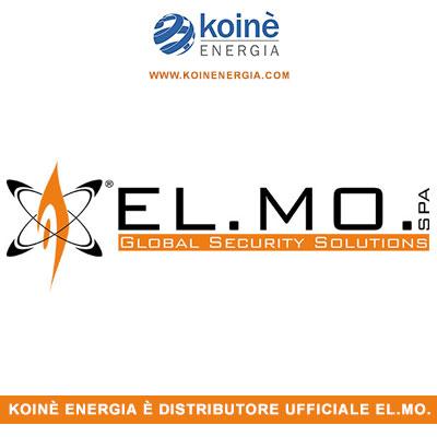 elmo allarmi logo
