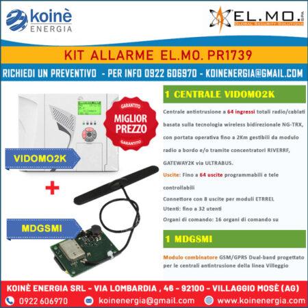 kit allarme elmo pr1739