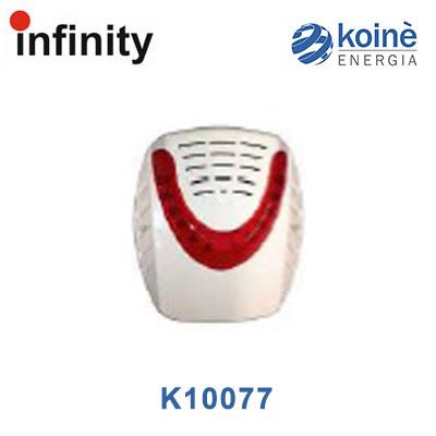 K10077 sirenaa allarme infinity