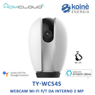 TY-WCS4S WEBCAM WIFI pt 2 MP