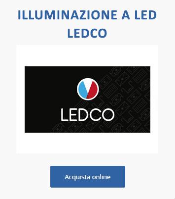 ledco illuminazione led