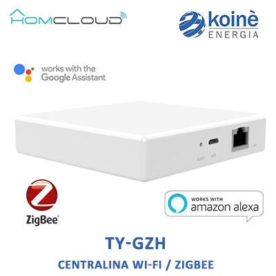 ty-gzh homcloud centralina wi-fi zigbee