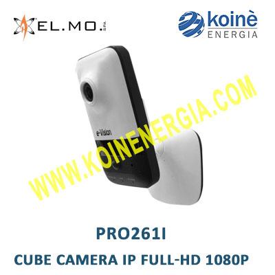 PRO261I TELECAMERA IP ELMO CUBE