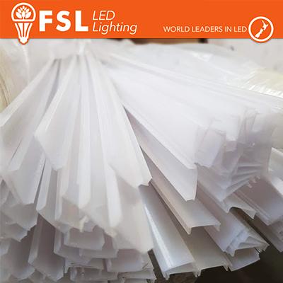 FLPAC-SUR2M cover-diffusore opale profilo led