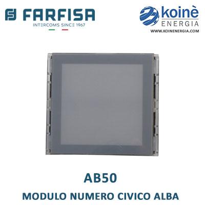 AB50 farfisa