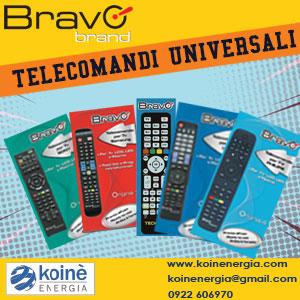 Telecomandi universali per TV