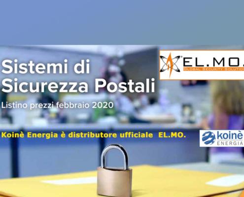 elmo sistemi di sicurezza per poste