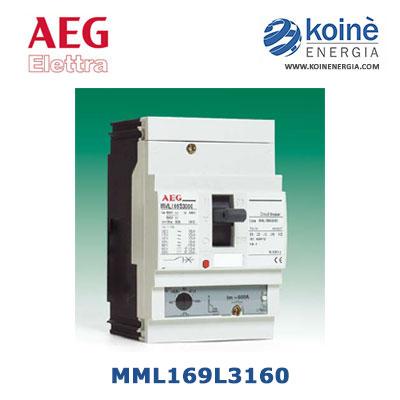 aeg elettra MML169L3160 interruttore modulare scatolato